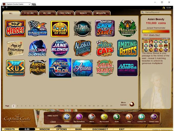 Cooks Casino