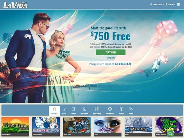 Casino la vida 10 free