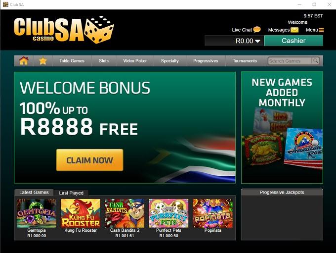 Club Casino Sa