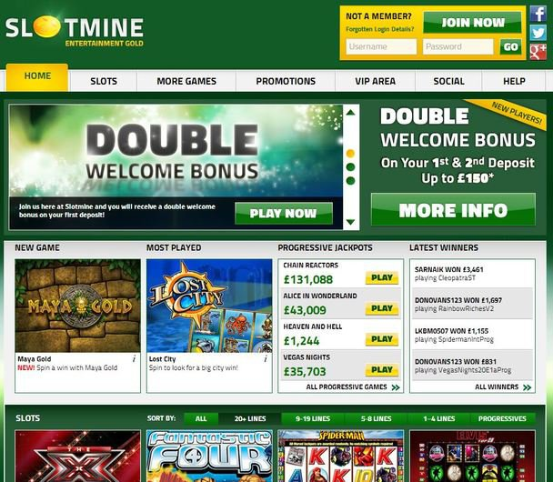 Slotmine Casino