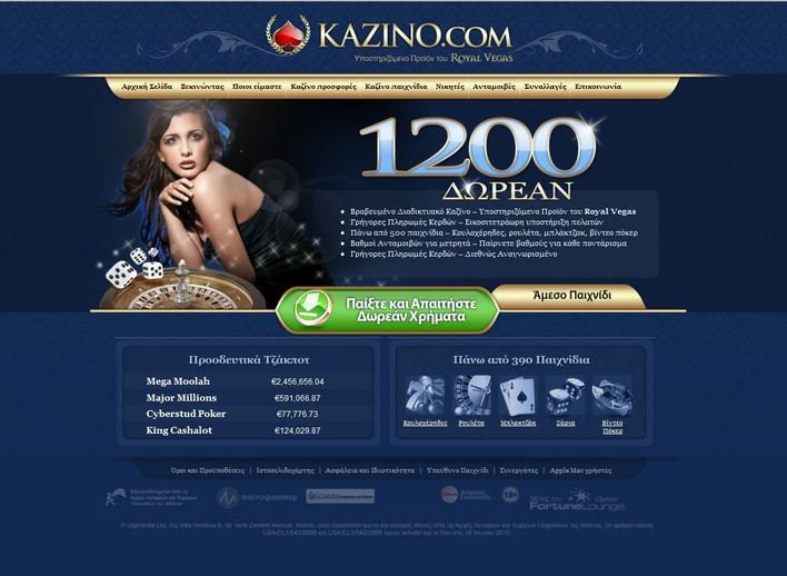 kazino online com