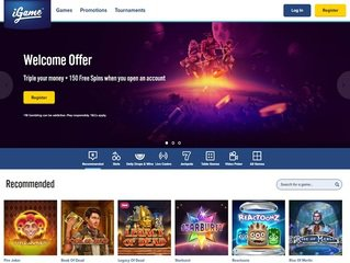 Igame Casino Has A Warning 150 Casino Spins No Deposit Bonus