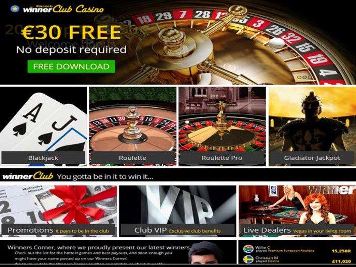 Winner Club Casino