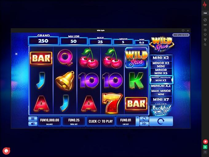 Casino Adrenaline Game1