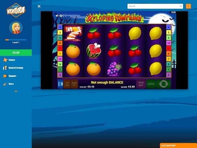 Casino Ventura Game1
