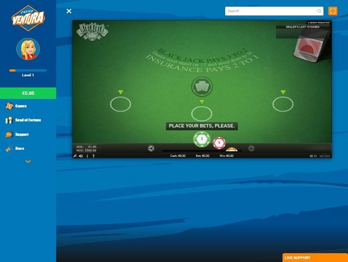 Casino Ventura Game3