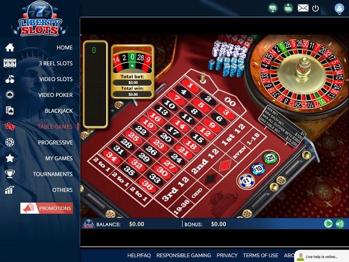 Liberty Slots Casino New Game 3