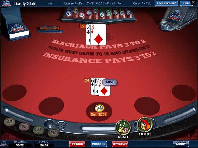 Liberty Slots game 3