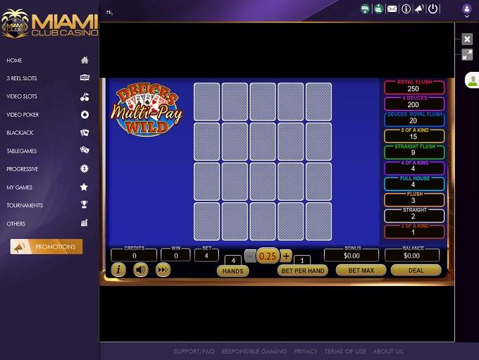 Miami Club Casino 10.03.2021. Game 3