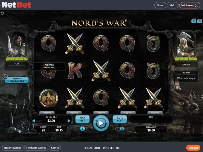 NetBet Casino new game2