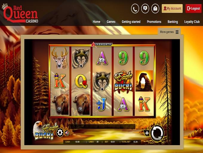 Redqueen Casino