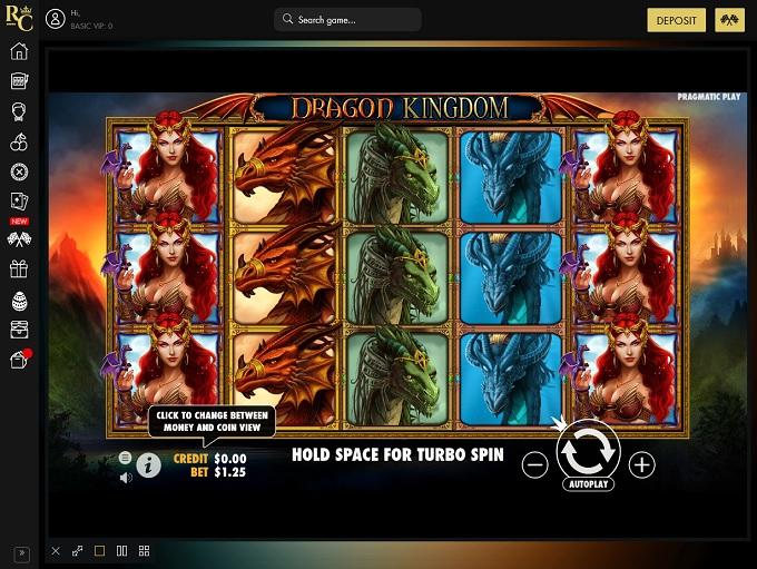 Rich Casino 12.04.2021. Game 1