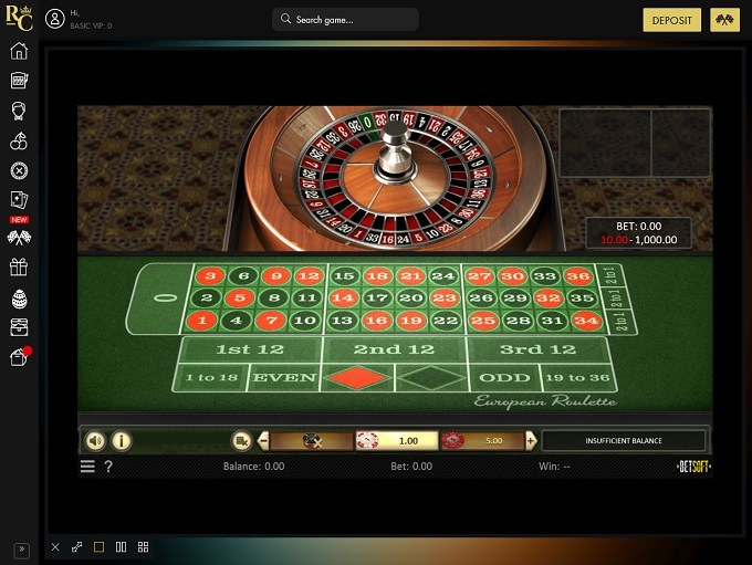 Rich Casino 12.04.2021. Game 3