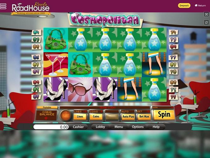 RoadHouse Reels New Game 1