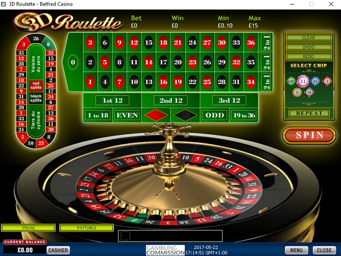 Betfred Casino Game 3