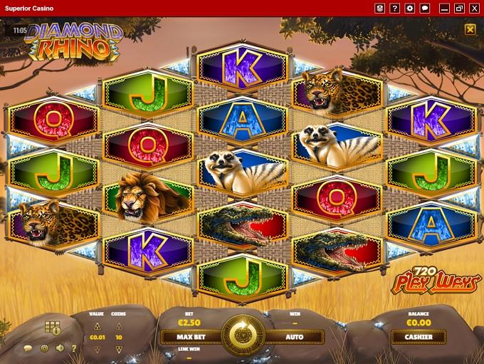 Superior Casino 26.05.2021. Game 2