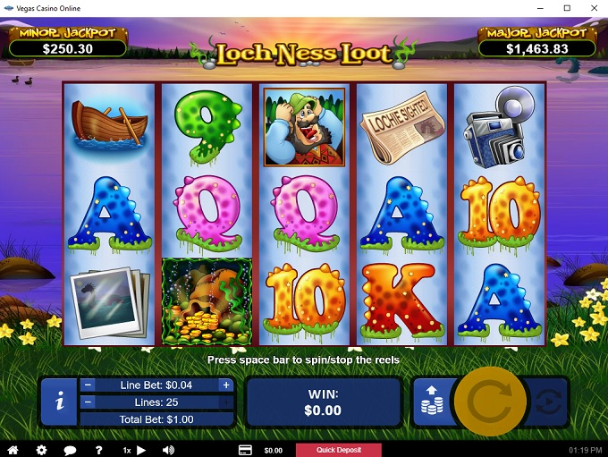 Vegas Casino 07.06.2021. Game 2