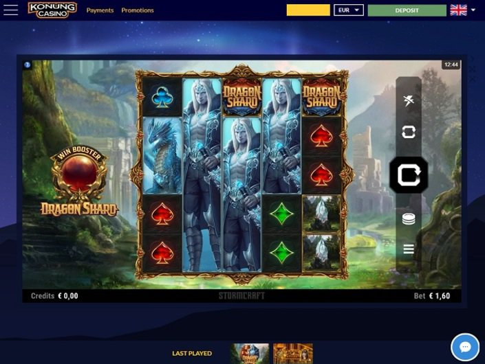 Game Selection and Software In addition to games created by world-class developers such as Betsoft, NetEnt , and Microgaming, DasistCasino offers some interesting slots created in-house. Best online casinos 2019