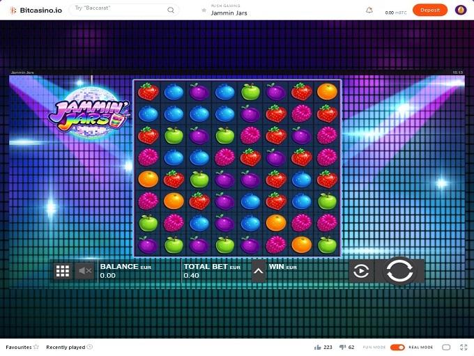 BitCasino.io New Game1