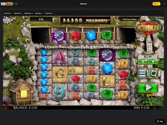 18Bet Casino Game2
