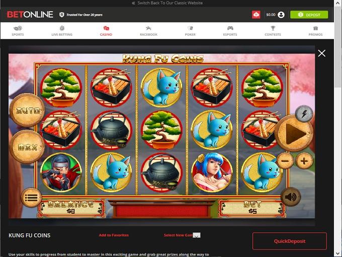 BetOnline Casino Game1