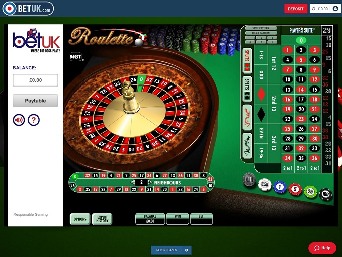 Bet Uk Casino