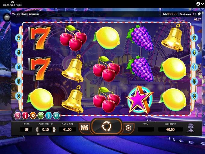 Monte Carlo Casino Review