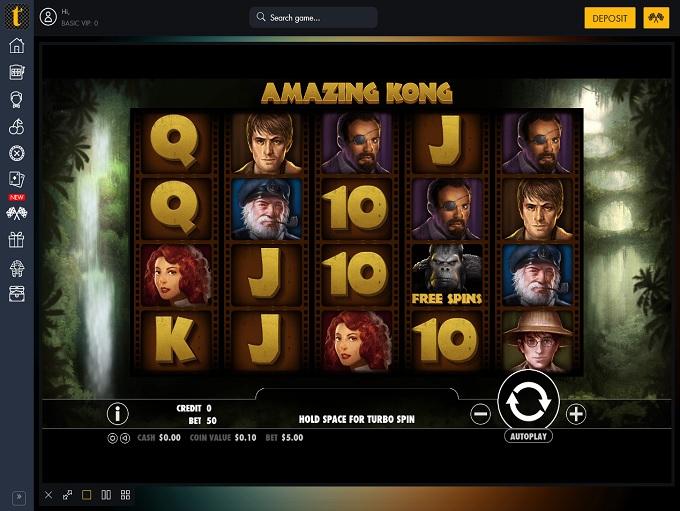 Tangiers Casino 26.05.2021. Game 1
