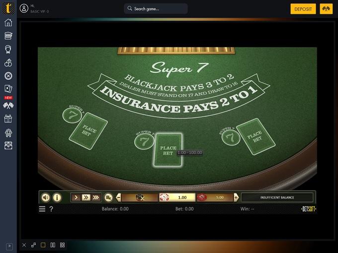 Tangiers Casino 26.05.2021. Game 3
