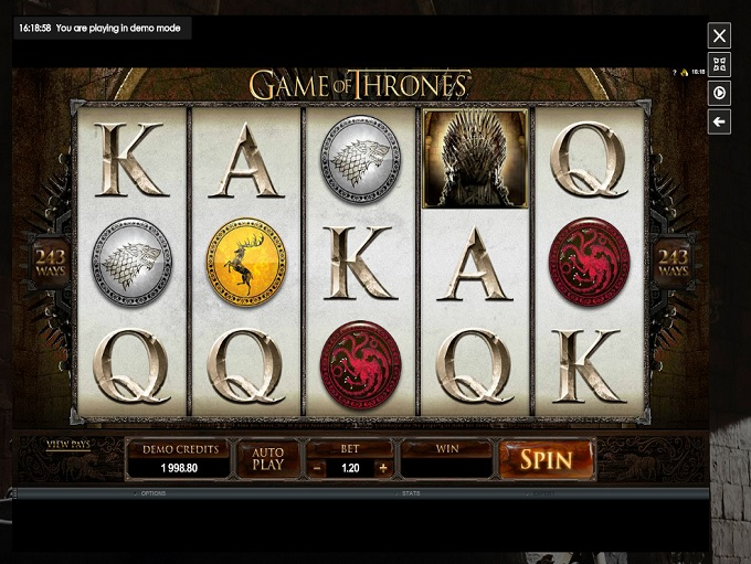 Spin Prive Casino new Game 2