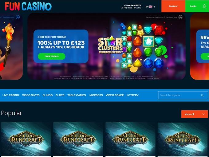 Fun Casino Hp