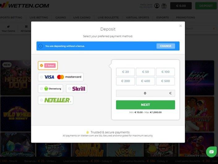 winstar casino slot machine odds