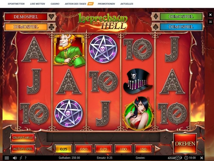 casino wetten