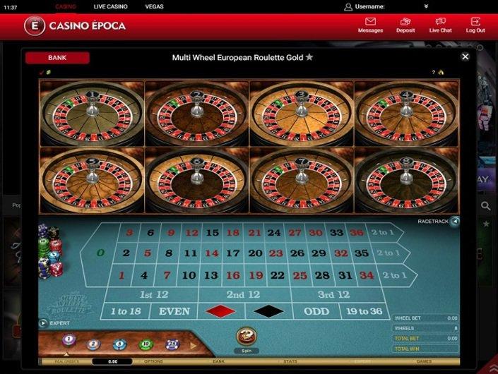 Enjoy Premier Gaming at Casino Epoca on the Move