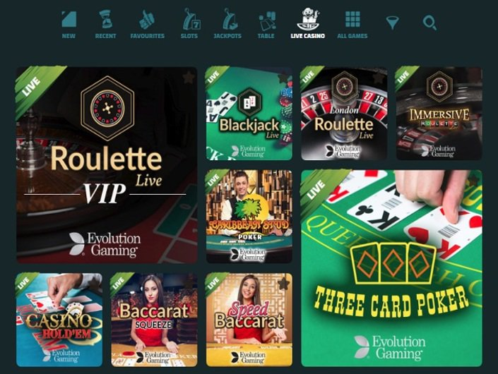 mobicash casino
