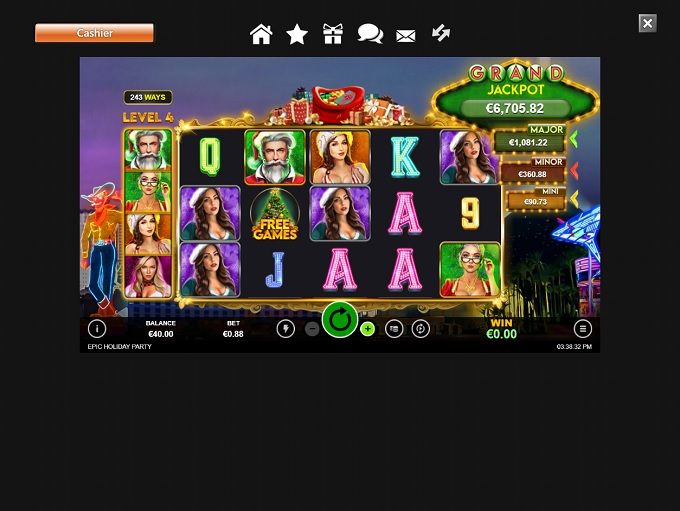 Slots Empire 06.05.2021. Game 3