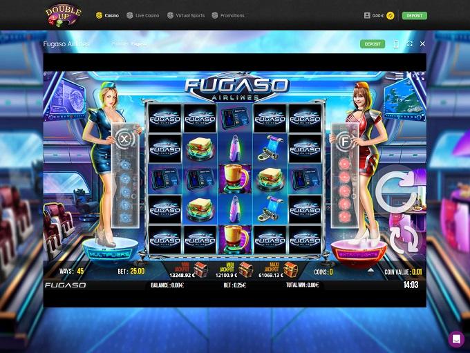Double Up Casino