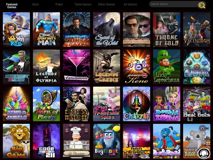 WizBet Casino new lobby
