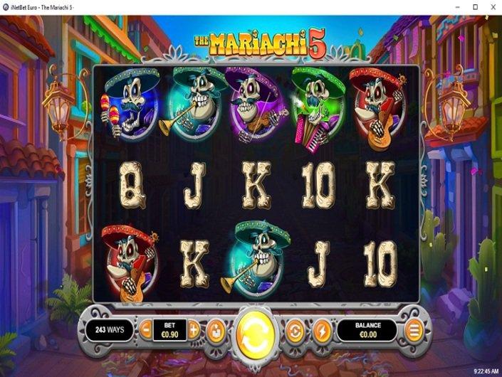 Cashmania slots