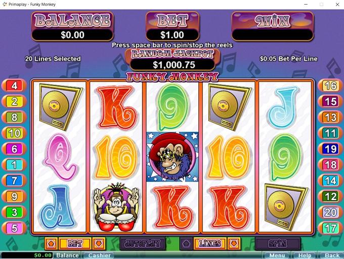 Prima Play No Deposit Bonus