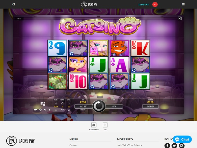 JacksPay Casino Game2