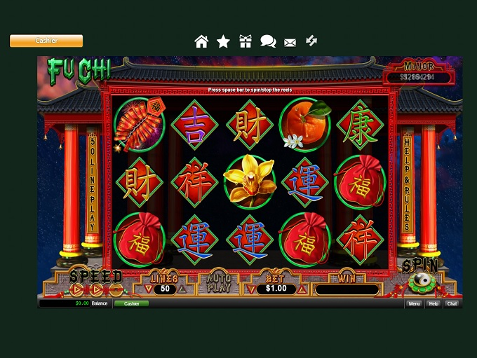 Lucky Tiger Casino Game 2