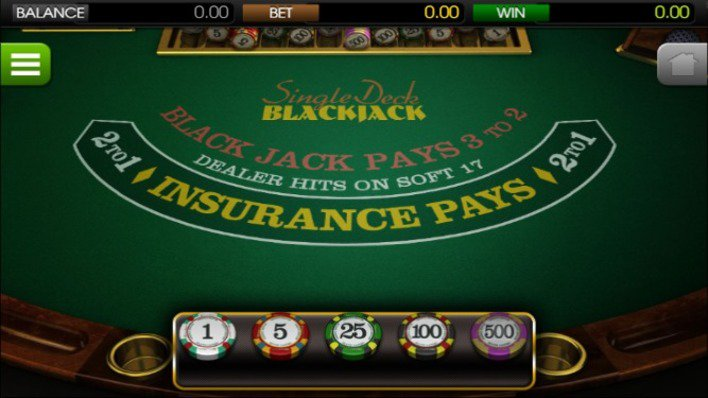 Pamper Casino Mobile