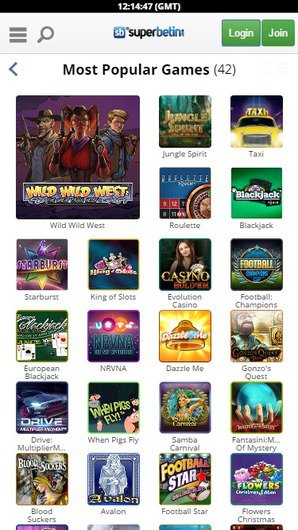 Casino Games Download For Mobile ― One more step