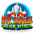 Max Damage and the Alien Attack  Arcade Game icon