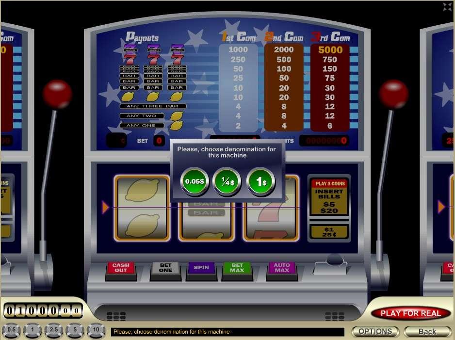 Video Slot Casino Lemonade