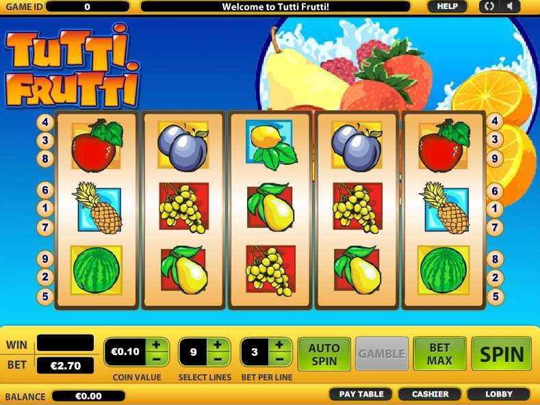 Frutti Casino