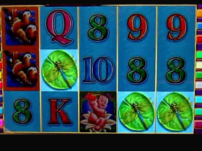 Lotus Flower Slot Review From Igt
