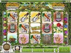 Secret garden slot review how to play craps in casino
