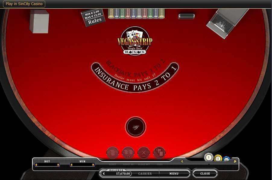 Free casino games no deposit